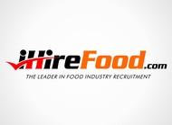 iHireFood.com Logo - Entry #87