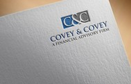 Covey & Covey A Financial Advisory Firm Logo - Entry #122
