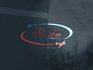 PlaneFun Logo - Entry #101