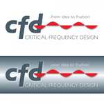 Critical Frequency Logo - Entry #32