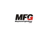 Mayhem Fight Gear.com Logo - Entry #2