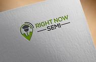 Right Now Semi Logo - Entry #145