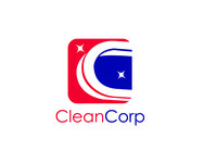 B2B Cleaning Janitorial services Logo - Entry #116