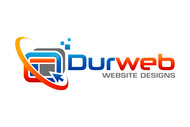 Durweb Website Designs Logo - Entry #4