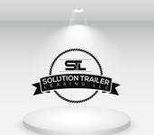 Solution Trailer Leasing Logo - Entry #33