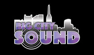 Big City Sound   Logo - Entry #5