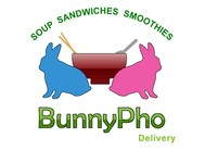 Bunny Pho Logo - Entry #14