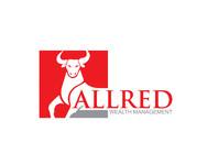 ALLRED WEALTH MANAGEMENT Logo - Entry #949