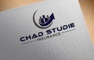 Chad Studier Insurance Logo - Entry #310
