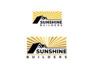 Sunshine Homes Logo - Entry #44