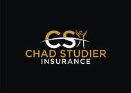 Chad Studier Insurance Logo - Entry #46