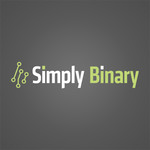 Simply Binary Logo - Entry #207