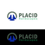 Placid Hardscapes Logo - Entry #3
