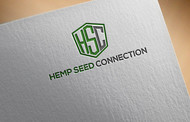Hemp Seed Connection (HSC) Logo - Entry #210