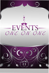Events One on One Logo - Entry #19