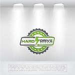 Hard drive garage Logo - Entry #246