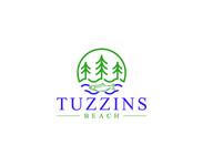 Tuzzins Beach Logo - Entry #146