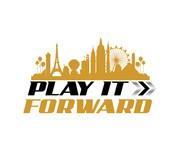 Play It Forward Logo - Entry #289