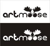 ArtMoose Logo - Entry #39
