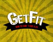 GetFit Logo - Entry #61