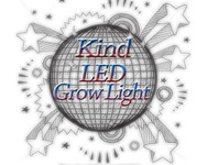 Kind LED Grow Lights Logo - Entry #68