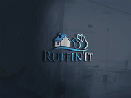 Ruffin'It Logo - Entry #25