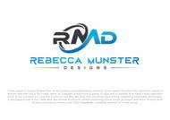 Rebecca Munster Designs (RMD) Logo - Entry #16