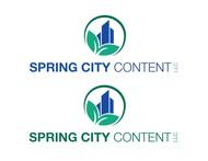 Spring City Content, LLC. Logo - Entry #13