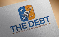 The Debt What If Calculator Logo - Entry #141