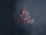 CA Coast Construction Logo - Entry #6