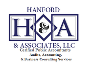 Hanford & Associates, LLC Logo - Entry #457