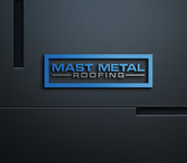 Mast Metal Roofing Logo - Entry #75