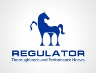 Regulator Thouroughbreds and Performance Horses  Logo - Entry #18