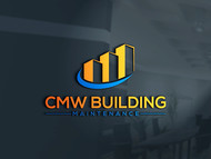 CMW Building Maintenance Logo - Entry #201