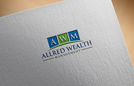 ALLRED WEALTH MANAGEMENT Logo - Entry #456