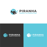 Piranha Energy & Consulting Logo - Entry #46