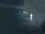 Bill Blokker Spraypainting Logo - Entry #21