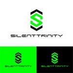 SILENTTRINITY Logo - Entry #229