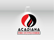 Acadiana Fire Extinguisher Sales and Service Logo - Entry #206