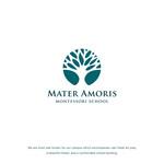 Mater Amoris Montessori School Logo - Entry #453
