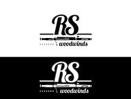 Woodwind repair business logo: R S Woodwinds, llc - Entry #44
