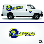 P L Electrical solutions Ltd Logo - Entry #115