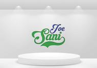 Joe Sani Logo - Entry #241