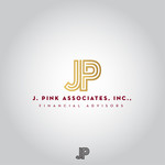 J. Pink Associates, Inc., Financial Advisors Logo - Entry #460