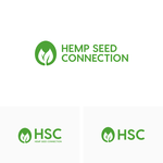 Hemp Seed Connection (HSC) Logo - Entry #107