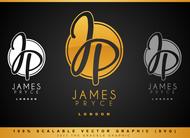James Pryce London Logo - Entry #237