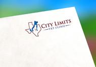 City Limits Vet Clinic Logo - Entry #108