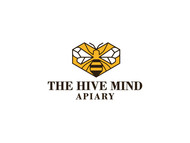 The Hive Mind Apiary Logo - Entry #43