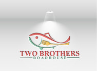 Two Brothers Roadhouse Logo - Entry #141