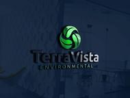 TerraVista Construction & Environmental Logo - Entry #143